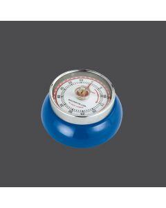 Zassenhaus Küchentimer mit Magnet royalblau 7cm