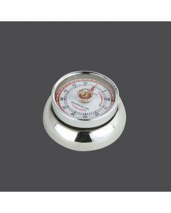 Zassenhaus Küchentimer mit Magnet Chrom 7cm