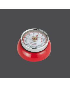 Zassenhaus Küchentimer mit Magnet rot 7cm