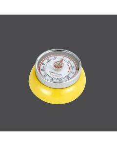 Zassenhaus Küchentimer mit Magnet gelb 7cm
