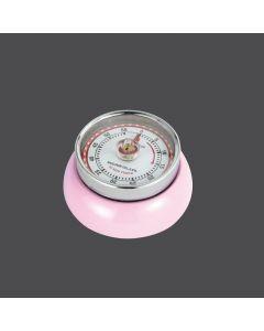 Zassenhaus Küchentimer mit Magnet pink 7cm