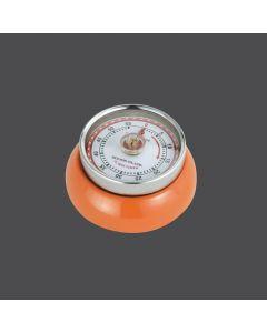 Zassenhaus Küchentimer mit Magnet orange 7cm