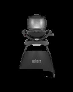 Weber Q1000 Stand Black Gasgrill