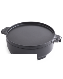 Weber Dutch oven 2-in-1