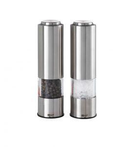 Adhoc Elektrische Pfeffer- und Salzmühle Set 5cm