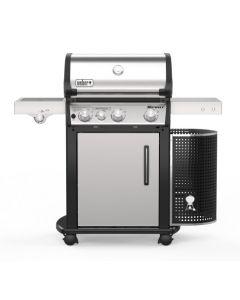 Weber Spirit SP-335 Premium GBS Edelstahl Weber Experience World Partner, auf Wunsch erhalten Sie den Grill fertig montiert und geliefert!