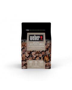 Weber Anzündwürfel braun 3-er Pack