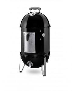 Weber Smokey Mountain Cooker 37cm (Black), Weber Experience World Partner