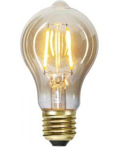 LED Leuchtmittel E27 TA60 Plain Amber