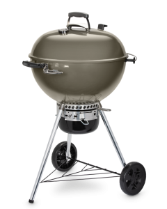 Weber Master-Touch GBS C-5750 – Holzkohlegrill Ø 57 cm Smoke Grey