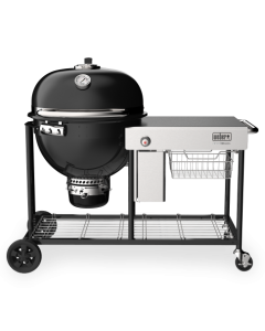 Weber Summit® Kamado S6 Holzkohlegrill-Center