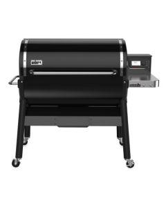 Weber Smokefire EX6 GBS, auf Wunsch erhalten Sie den Grill fertig montiert und geliefert!
