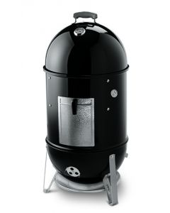 Weber Smokey Mountain Cooker 47cm (Black), Weber Experience World Partner