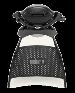 Weber® Q1000 – Gasgrill mit Stand, Schwarz
