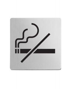 Zack Indici Hinweisschild selbstklebend, Nichtraucher