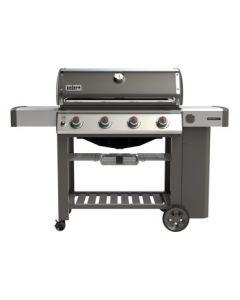 Weber Genesis® II E-410 GBS – Gasgrill Smoke Grey