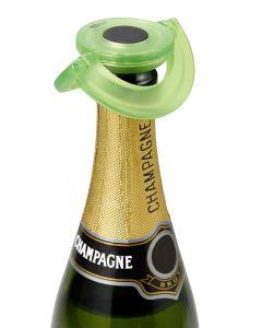 Adhoc Sekt- und Champagnerverschluss Gusto grün
