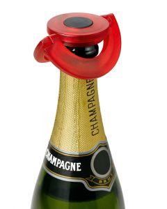 Adhoc Sekt- und Champagnerverschluss Gusto rot