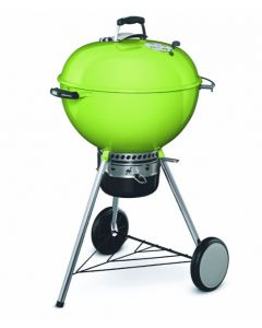 Weber Master Touch GBS 57cm (Spring Green), Weber Experience World Partner