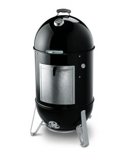 Weber Smokey Mountain Cooker 57cm (Black), Weber Experience World Partner