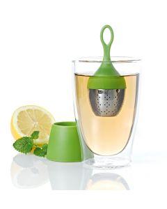 Adhoc Schwimmendes Tee-Ei Floatea grün
