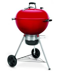 Weber Master Touch GBS 57cm (red) Limited Edition, Weber Experience World Partner