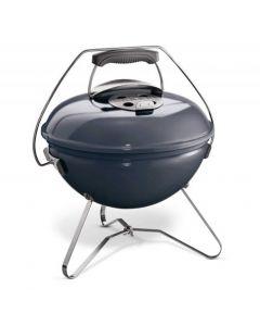 Weber Smokey Joe Premium 37cm (Slate Blue), Weber Experience World Partner
