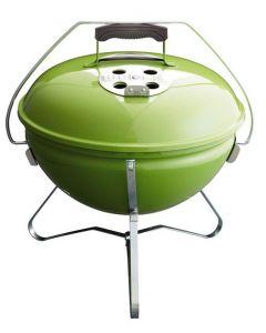 Weber Smokey Joe Premium 37cm (Spring Green), Weber Experience World Partner