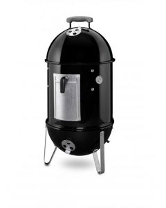 Weber Smokey Mountain Cooker 37cm (Black), Weber Experience World Partner