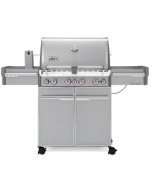 Weber Summit E-670 GBS Black, Weber Experience World Partner