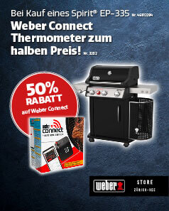 Weber Grill Aktion