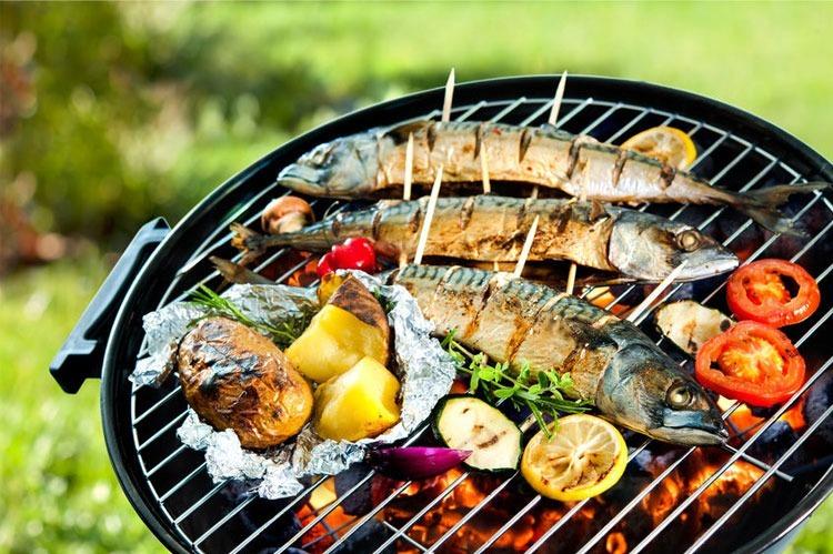 Garzeiten: Fisch