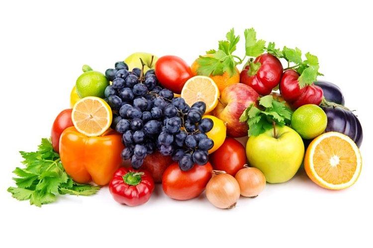 Garzeiten: Obst