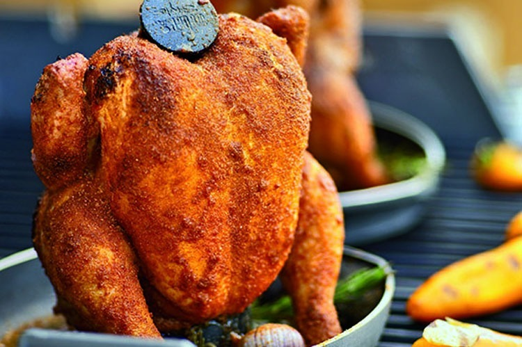 Rezept: Beer Can Chicken