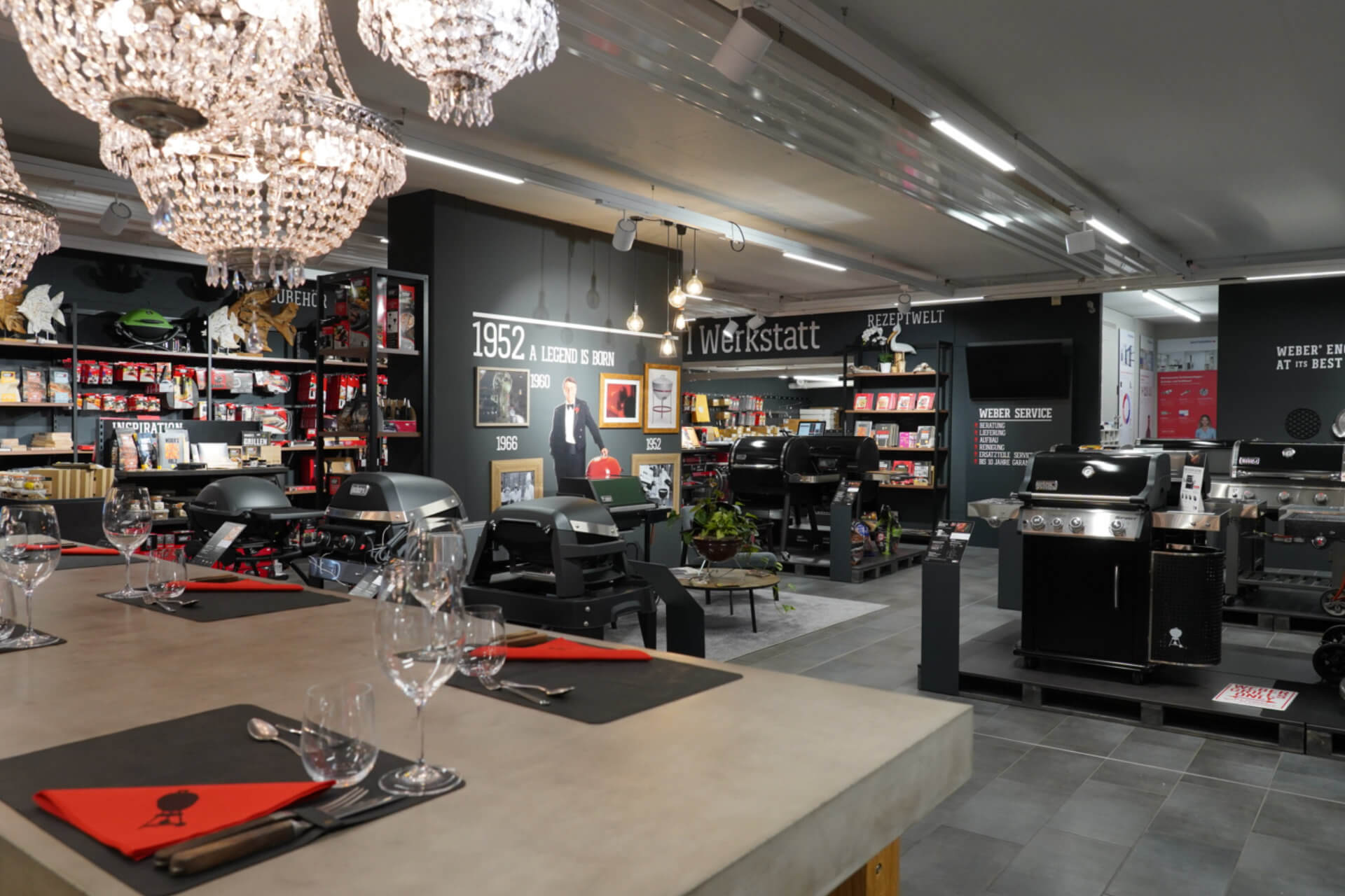 Weber Store Thalwil – 10