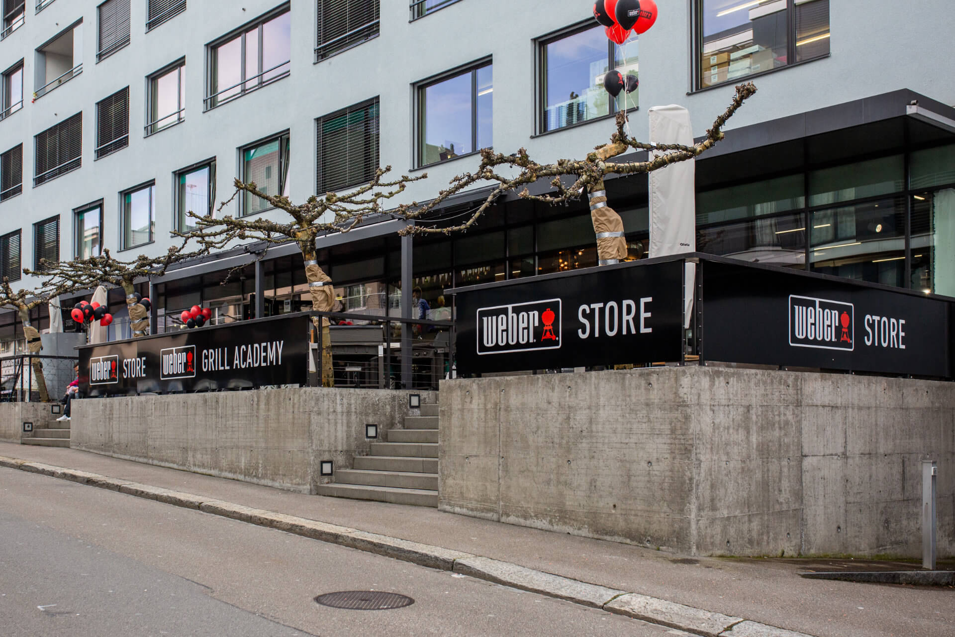 Weber Store Thalwil – 1