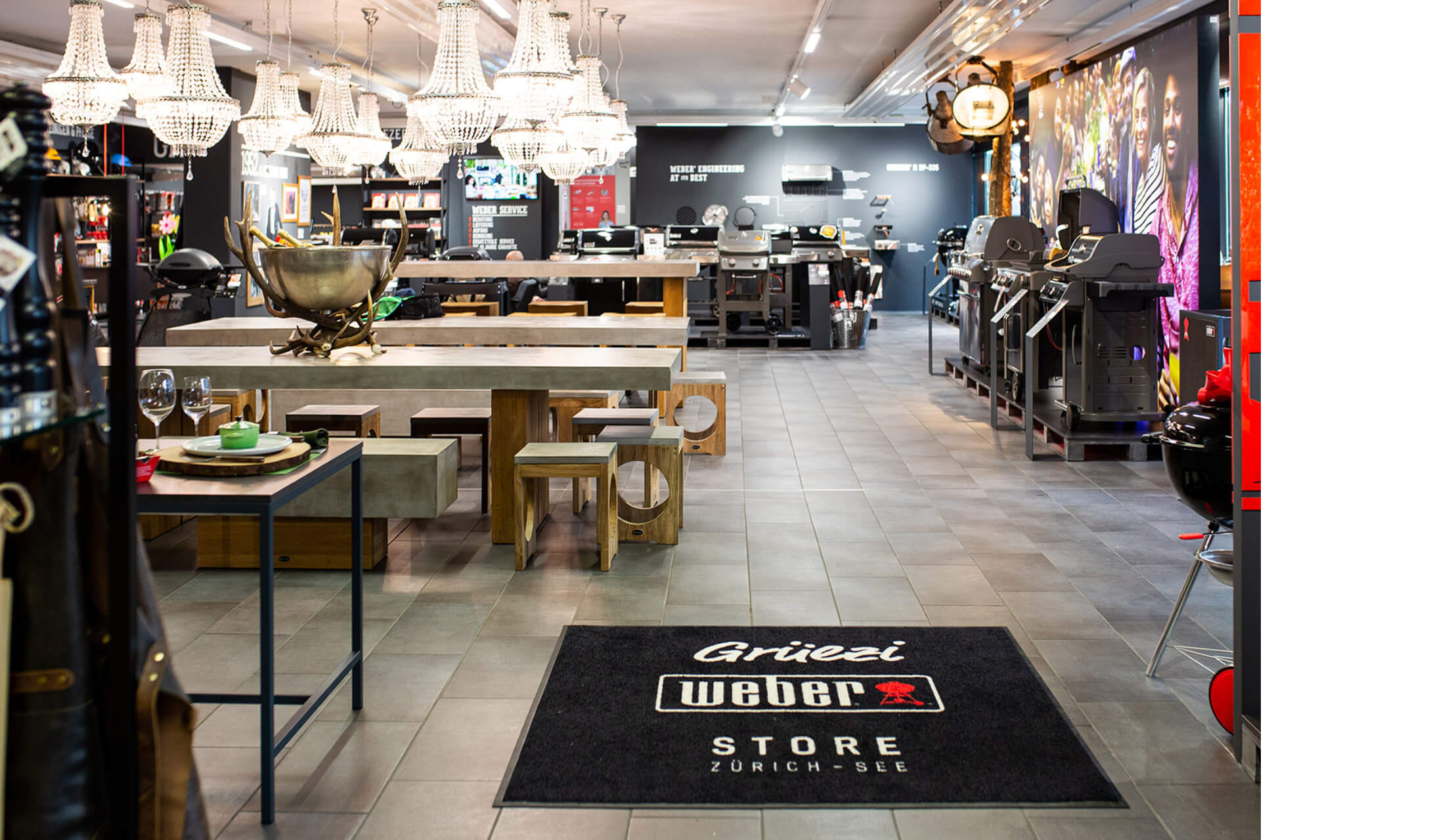 Weber Store Thalwil – 2