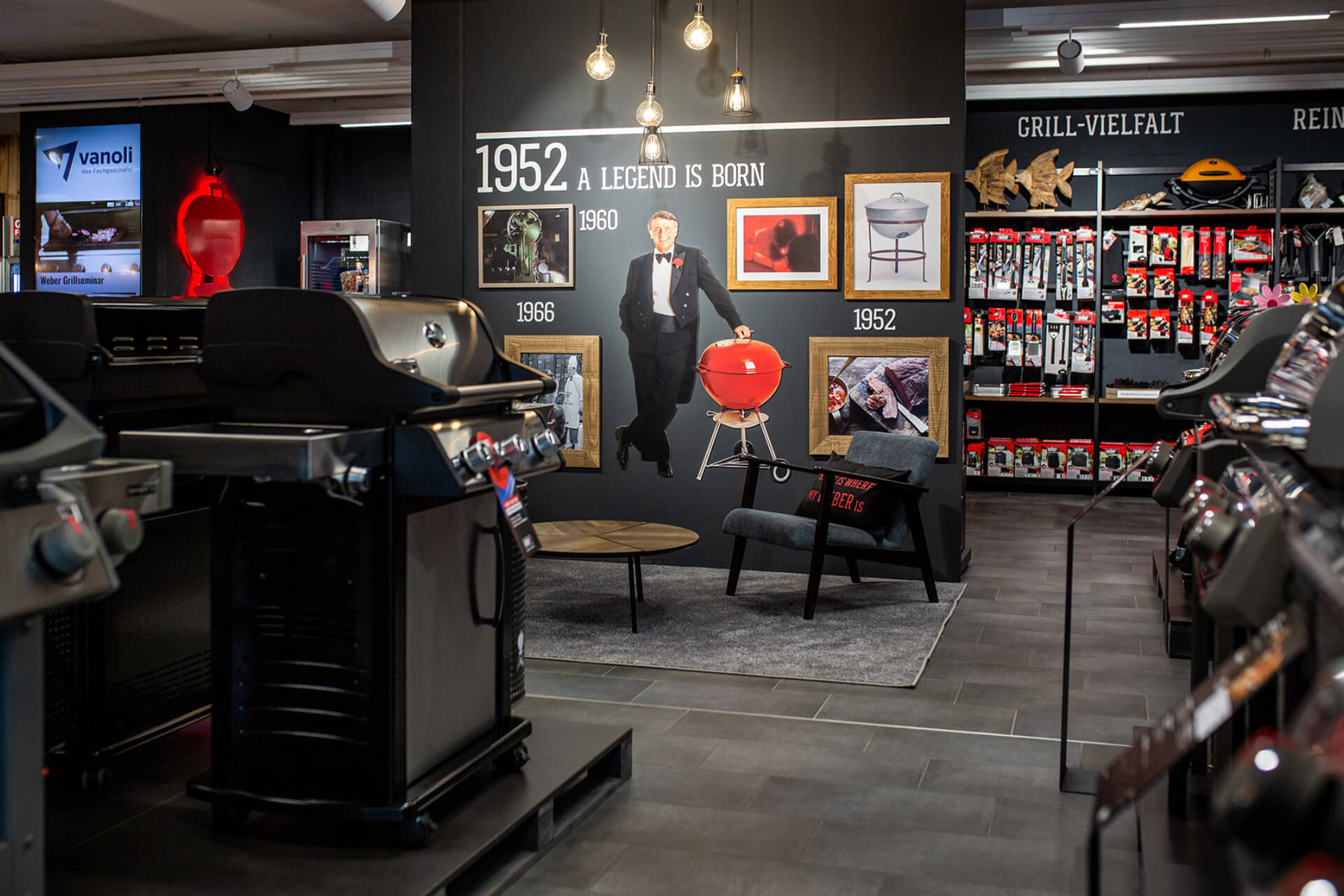 Weber Store Thalwil – 4