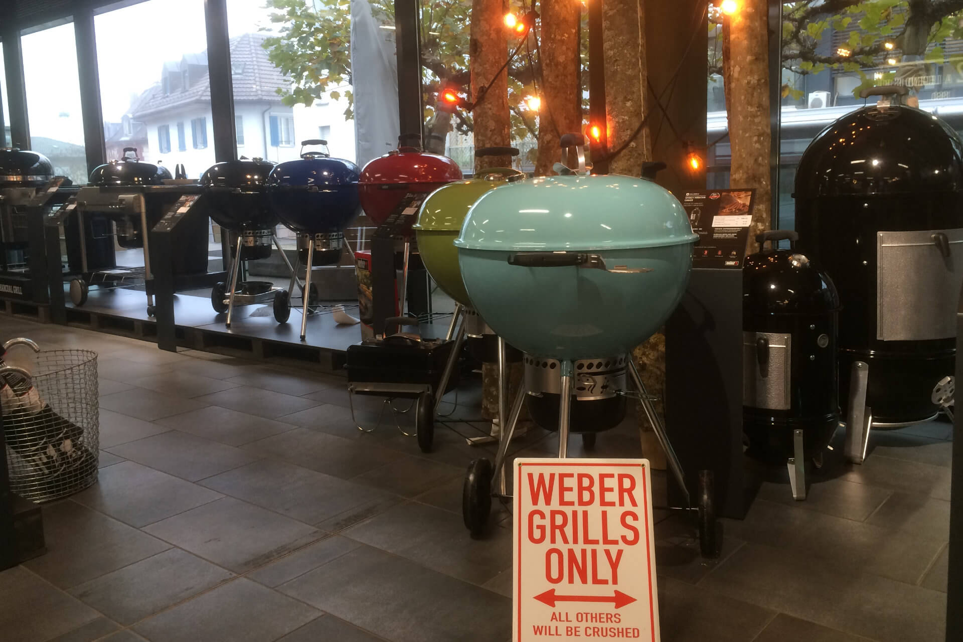 Weber Store Thalwil – 5