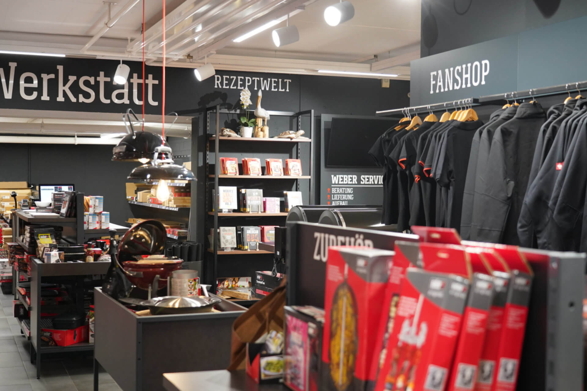 Weber Store Thalwil – 7
