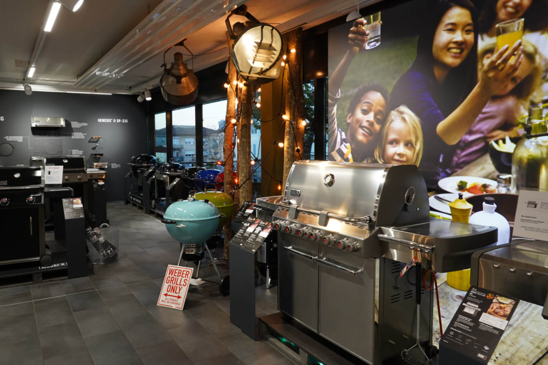 Weber Store Thalwil – 9